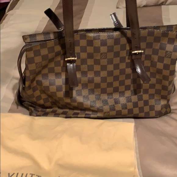 ab56e2b853f7d Louis Vuitton Handbags - Authentic Louis Vuitton Chelsea Tote bag